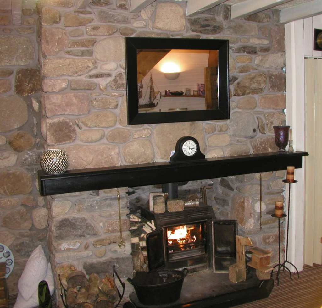 Inglenooks Feature Fireplaces in Gwynedd North Wales