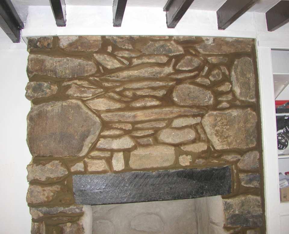 Iglenook Fireplace in Llanfairfechan, Conwy