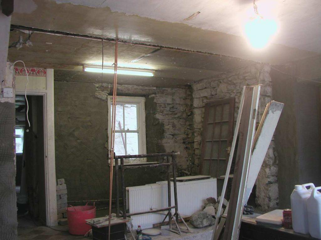 House Renovation Gellilydan