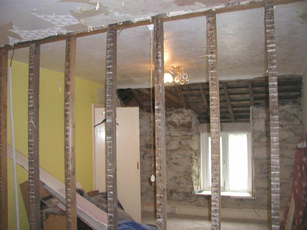 Internall Wall Removed