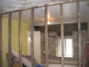 Internall Wall Removed