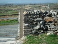 New Gate Post