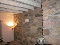 Decorative Internal Stone Wall